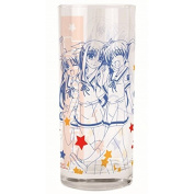 Most lottery premium Magical Girl Lyrical Nanoha INNOCENT 1st Duel E Award premium glass T & H Elements separately