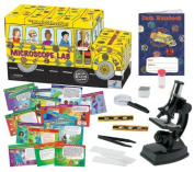 The Magic School Bus - Microscope Lab by The Magic School Bus
