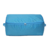 Shineweb Washable Foldable Fabric Storage Bag for Beddings, Comforters, Quilt, Blanket, Pillows, Garments, Sweaters