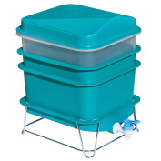 5-Tray Worm Factory Farm Compost Small Compact Bin Set