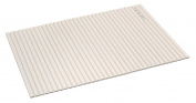 M12 70 x 120cm Ivory HB-664 Pearl simple pure shutter bath cover