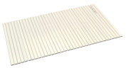 S12 65 x 120cm Ivory HB-659 Pearl simple pure shutter bath cover