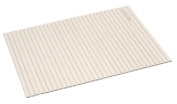 M11 70 x 110cm Ivory HB-663 Pearl simple pure shutter bath cover