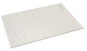 L12 75 x 120cm Ivory HB-667 Pearl simple pure shutter bath cover