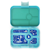 Yumbox Tapas (Antibes Blue) Leakproof Bento lunch box for Pre-teens, Teens & Adults
