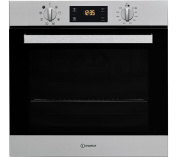 Indesit IFW6340IXUK Single Fan Oven Stainless Steel
