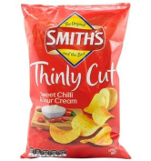 Smiths Selections Sweet Chilli Sour Cream 175g