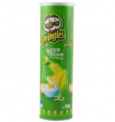 Pringles Sour Cream 134g