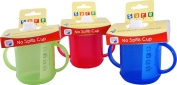 Sure Beauty Anti Spill Proof Training Toddler Drinking No Leak Gripper Cup Pk 6