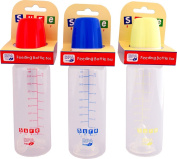 Sure Beauty Baby Toddlers First Feeding Bottle 240ml Bpa Free Pack Of 6