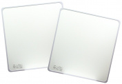 73 x 158cm L-16 2-Disc combination bath cover