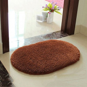 Fangfang Microfiber Anti Slip Bath Mat Bathroom Mats Shower Rugs