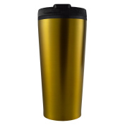 Insulated Travel Tumbler-470ml-Gold