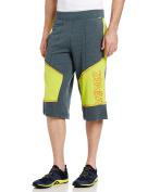 Zumba Fitness Men's Funk Phenom Jersey Jammers Shorts