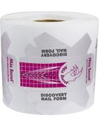 Mia Secret Discovery Nail Forms - 50-Piece