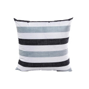 Jamicy® Simple Stripe Sofa Bed Home Decor Pillow Cushion Cover Case
