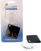 Medisure Health Care Folding Glass Protector Sleeve Magnifier Holder Pack Of 6