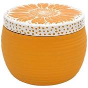Sunflower Cotton Jar