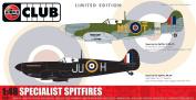 Airfix Specialist Spitfires 1:48 - Airfix Club Special
