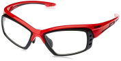 Eassun 581 Pro RX Glasses Frame with Red/Black