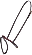 Karlslund New Style Combined Noseband - Red