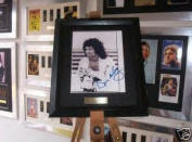 Brian May / Queen Framed Autograph Photo Music Memorabilia