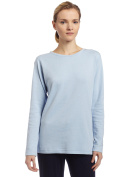Duofold Women's Midweight Long Sleeve 2 Layer Crew With Moisture Wicking