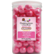 Sweetworks Gumballs Jar, 1010ml, Shimmer Bright Pink