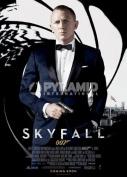 Postcard - James Bond - Skyfall - Black - 10 x 15cm - Pyramid
