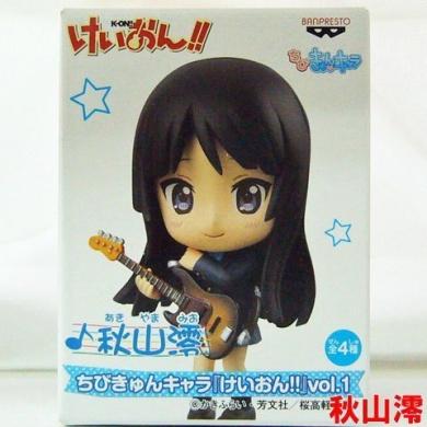 "Banpresto / prize Chibikyun character ""K-On !!"" vol.1 [Mio Akiyama] separately"