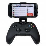 MP Power @ Foldable Mobile Phone Holder Smartphone Clamp Game Clip For Microsoft Xbox One xbox 1 Game Controller For Iphone for for for for for for for for for Samsung Sony HTC LG Huawei
