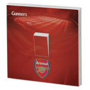 Official Arsenal FC Light Switch Skin