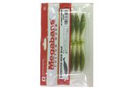Megabass Soft Lure Vios Mineral Hazedong Shad 7.6cm Green Pumpkin C
