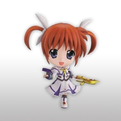 Most lottery premium Magical Girl Lyrical Nanoha The MOVIE 2nd A's first series G Award Kyun Chara first step Takamachi single item