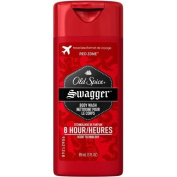 Old Spice Red Zone Swagger Scent Mens Body Wash, 3 Fluid Ounce -- 24 per case.