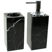 Gedy by Nameeks Anthurium 2 Piece Bathroom Accessory Set