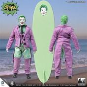 Batman Classic 1966 tv series Retro Action Figure; Surfing JOKER & surfboard by batman tv series joker