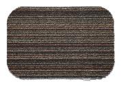 Hug Rug Dirt Trapper Door Mat Runner 75 x 50cm - Candy Stripe