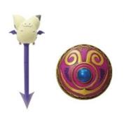 Square Enix Dragon Quest Legend item's gallery wearable (DRAGON QUEST LEGEND ITEMS GALLERY WEARABLE) mode Mont stick / magic shield candy toy figures