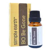 BO Be Gone Essential Oil Blend by Simply Earth - 15ml, 100% Pure Therapeutic Grade