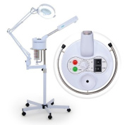 Facial Ozone Steamer & 5 Diopter Magnifying Lamp 'High Quality'