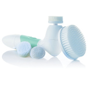 Spin for Perfect Skin Cleansing Facial Brush - Green