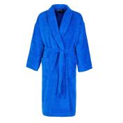 Women's 100% Cotton Terry Towelling Bathrobe Shower Dressing Gown & Belt