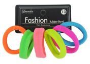 Fashion Rubber Bands 6 Pc