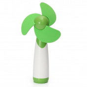 Bestland Handheld Mini Fan Portable Cooling Fan Battery Operated Cool Air Fan for Home and Travel
