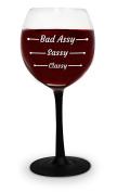 BigMouth Inc Bad Assy Wine Glass