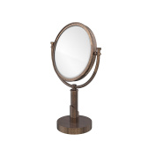 Allied Brass TR-4/3X-VB Table Mirror with 3X Magnification, Venetian Bronze