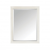 Avanity Thompson 60cm . Mirror in French White finish
