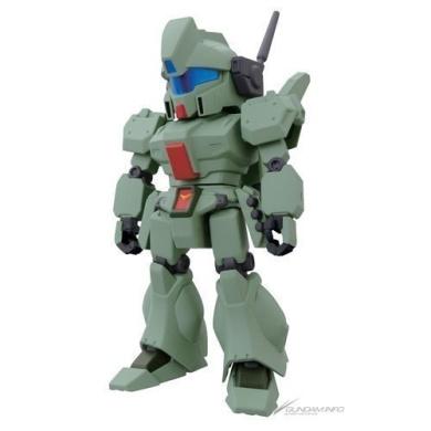 Most lottery Gundam UC H Award Jegan figure