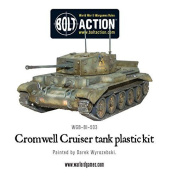 Cromwell Cruiser Tank Miniature by Bolt Action